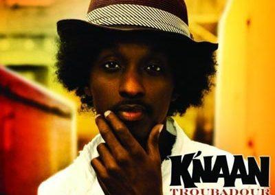 K'Naan Troubador
