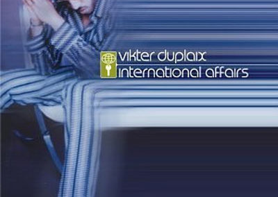 "Vikter Duplaix ""International Affairs"""