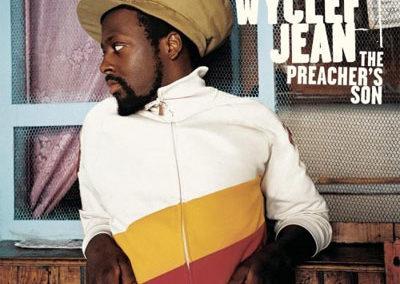 """Wyclef Jean """"Preacher"""""""