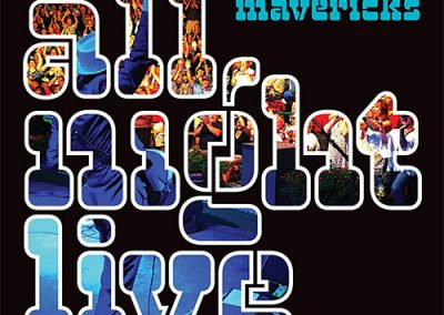 "The Mavericks ""All Night Live Vol 1"""